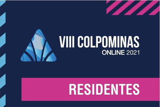 VIII Colpominas - Residentes